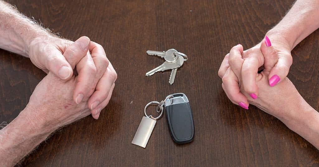 Dividing Vehicles After a Divorce