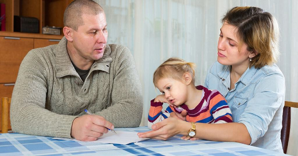 what is typically covered in a parenting agreement