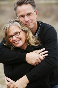 Couple in a common law relationship