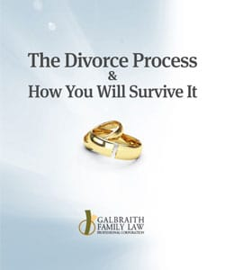 The Divorce Process & How You Will Survive It - Galbraith Family Law