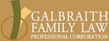 Galbraith Family Law footer logo