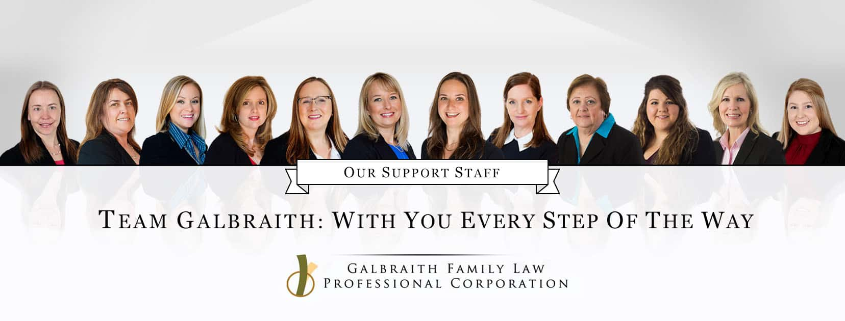 Galbraith Family Law Support Staff