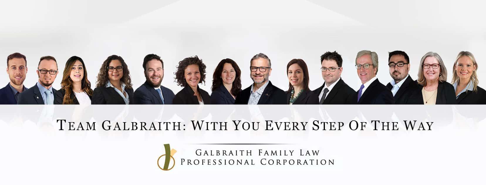 Galbraith Family Divorce Lawyers - Galbraith Family Law