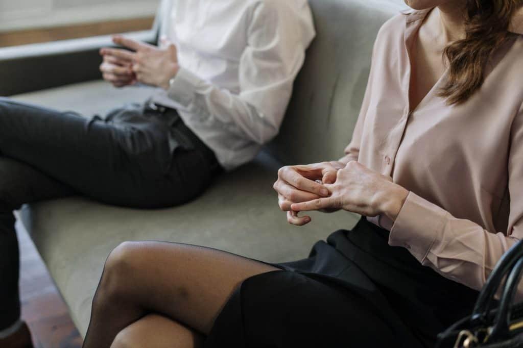 My spouse wants a divorce. What happens next?