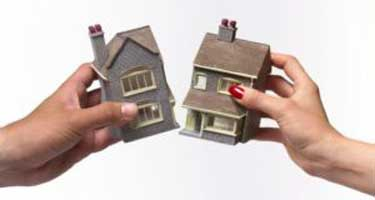 How does separation or divorce impact my home & mortgage?