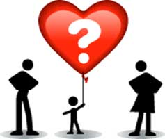 Parents deciding on what type of custody of child to get