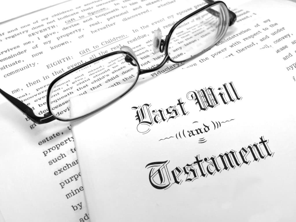 Five Reasons Why You Need a Will