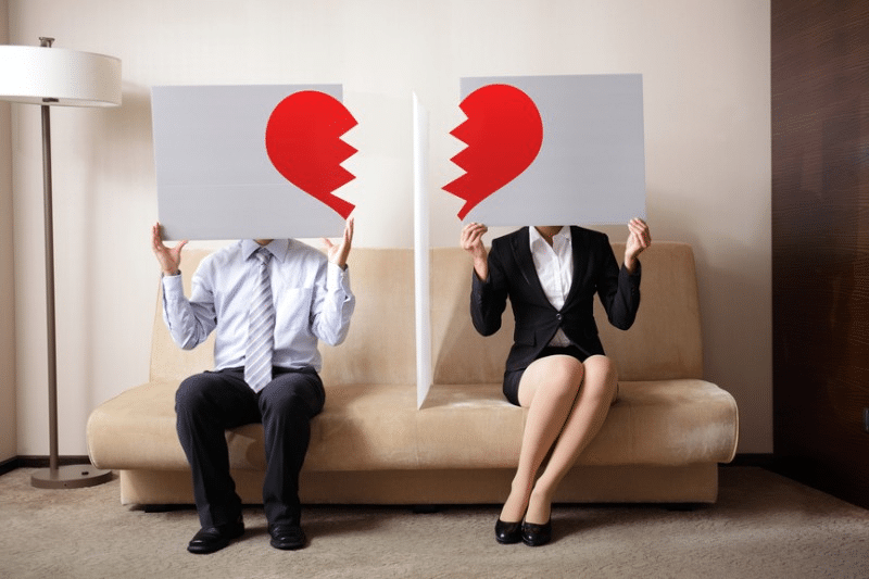 Couple making Divorce more complicated than It needs to be