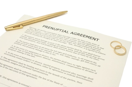 Pre-Nuptial Agreement for Archie and Veronica