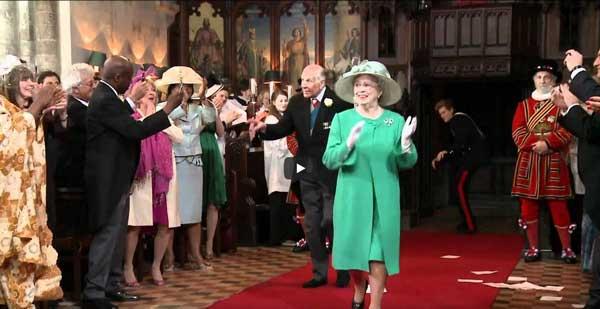 Royal Wedding Spoof Video
