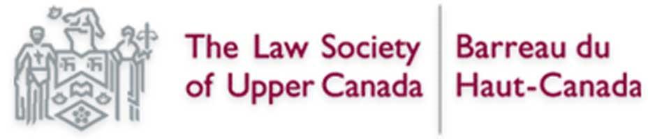 The Law Society of Upper Canada Logo